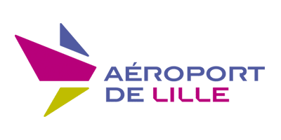 logo aeroport de lille